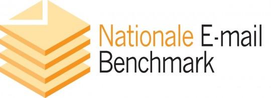 Nationale E-mail Benchmark logo zonder jaartal